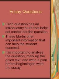 ap english literature composition response section three 2 essay questions
