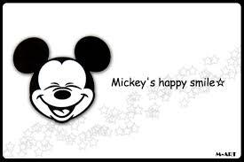 にんまりミッキー M Art