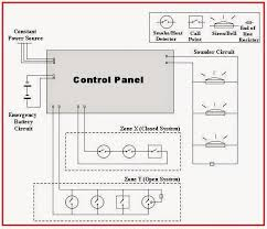 wiring diagram for siemens fire alarm wiring diagram for siemens electrical engineering world a wiring diagram for a simple fire