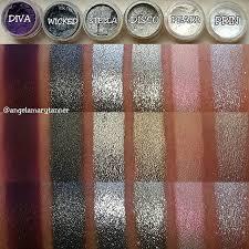 insram a by angelamarytanner peaches cream eyeshadow pigments part 4 of 4 last