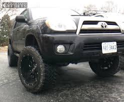 2007 Toyota 4runner Scorpion Sc17 Toytec Lifts Suspension Lift 6in