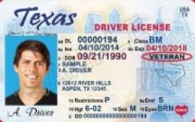 Veteran Texvet Veteran Card Id Card Id