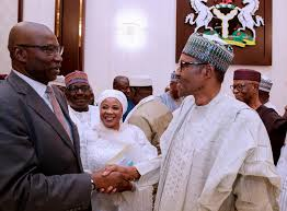 Image result for buhari boss mustapha