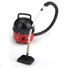 1 12 dolls house miniature furniture cute red modern vacuum cleaner
