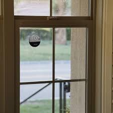 Doberman Security Ultra Slim Design Security Alarm Doberman Security Se 0106 100db Electronic Wireless Vibration Sensor Home Security Door Window Alarm