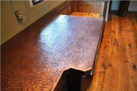 copper countertops diy