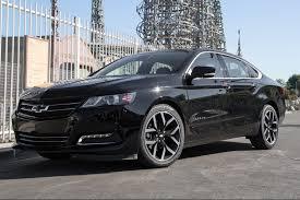 Impala black chevy impala : 2016 Chevrolet Impala LTZ V6 First Test Review