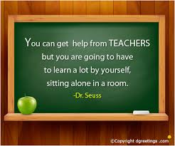 Beautiful Quotes For Teachers Day