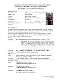 Petroleum Engineer Sample Resume Petroleum Engineer Sample Resume 24 Erim Gurdal Cv Earthquake 3