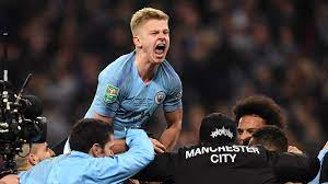 Why Sane and Mahrez could learn from Zinchenko