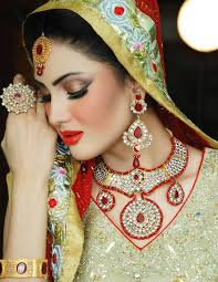 latest best stani bridal makeup ideas