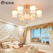 platinum living room lighting chandelier simple modern european chandelier atmospheric round simple european restaurant crystal lamp bedroom chandelier led