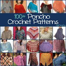 Free Crochet Poncho Patterns Unique 48 Free Poncho Crochet Patterns AllCrafts Free Crafts Update