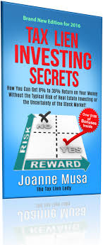 tax lien investing tax lien investing secrets book tax lien investing 8 to 36 real