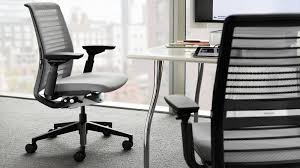 Nice office chairs uk Executive Very Think Sustainable Desk Chair Steelcase