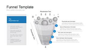 Funnel Powerpoint Template Free Funnel Shape For Powerpoint