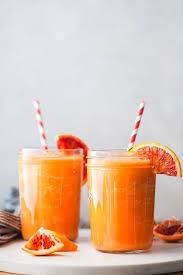 apple carrot orange smoothie vegan