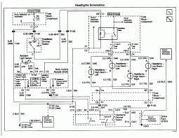 Gmc sierra wiring diagram radio headlight schematic 1999 1500