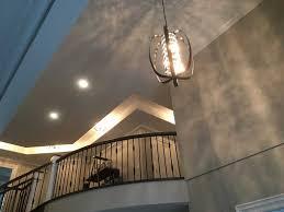 residential recessed lights installation