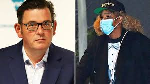 News and updates from dan andrews and his team. Australian Open 2021 Daniel Andrews Savaged Over Defence