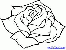 854x646 color pencil drawings of roses how to draw a blue rose step 9