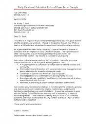 cover letter referral sample