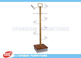 Wooden Hat Stands For Display Wooden Display Racks on sales Quality Wooden Display Racks supplier 79