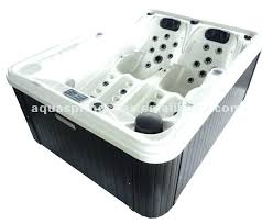 two person hot tub spa irrational mini indoor with 2 interiors 3