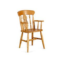 slat back chairs. Pine Slat Back Farmhouse Chairs
