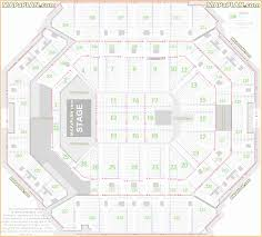 Golden One Center Interactive Seating Chart Abundant Rod Laver Concert Seating Map Barclays Center Arena