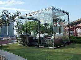 gazebo glass. square glass gazebo ideas