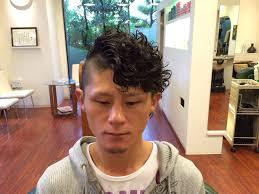 ツーブロックパーマ The Traditional Barber Egaoのブログ