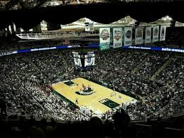 Breslin Center Section 204 Row 14 Seat 1 Michigan State