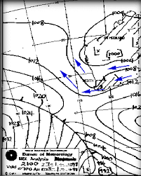 27 Surprising Melbourne Synoptic Chart
