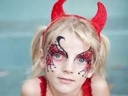 devil makeup for little s my devil again 30 hair raising devil pictures