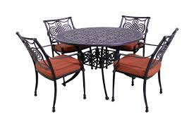 dynasty collection 4 dining chairs and dynasty 48 round table