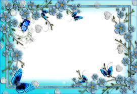 Frames For Photoshop Spring Flower Frames For Photoshop