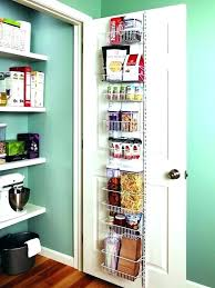 pantry cabinet interior decor ideas 8 tier adjule door organizer storage closetmaid shelving closet kit white