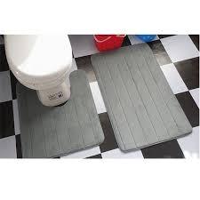 2 предмета простой набор <b>ковриков</b> для ванной U Форма Ванная ...