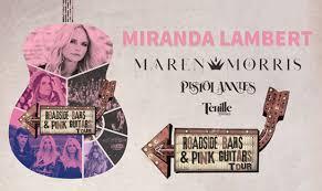 Miranda Lambert Seating Chart Miranda Lambert Amway Center