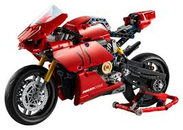 <b>Ducati</b> Panigale V4 R 42107 | Technic™ | Buy online at the Official ...