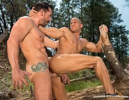 Slightdelight outdoor gay porn pics