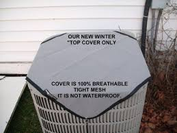 lennox ac cover. lennox air conditioner covers premieraccovers winter top ac cover gray 40x30 ebay r