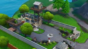 Fortnite Fortbyte 58 Location Accessible With Sad Trombone