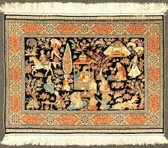 silk hereke rug turkish rugs from handmade