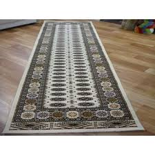 carpet runners set 3m rugs heritage bokara cream