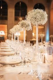 baby s breath for eiffel tower vase centerpieces wedding decor toronto rachel a