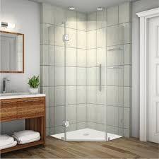 Corner shower stalls Bathroom Quickview Wayfair Shower Stalls Enclosures At Great Prices Wayfair
