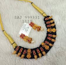 Gold Polki Necklace Designs Sangeeta Art Jewellery