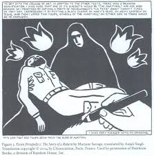 academic onefile document graphic ethics theorizing the face witnessing persepolis comics trauma and childhood testimony in graphic subjects critical essays on autobiography and graphic novels